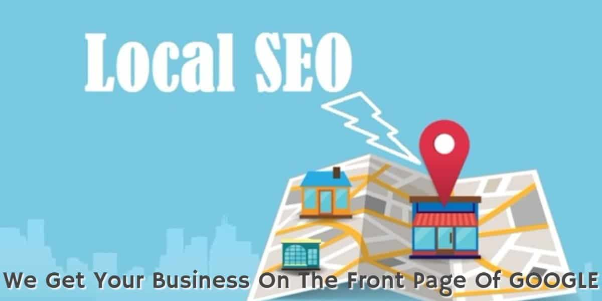 Local SEO Services Agency - Get Google Top Ranking